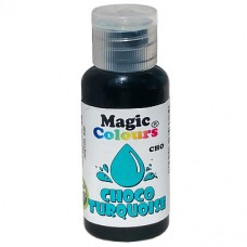 Magic Colours Choco Gel - Turquoise 32g