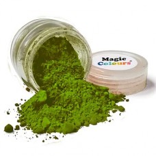 Magic Colours Petal Dust – Forest Green