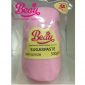 Beau Baby Blossom Pink Sugarpaste 500g