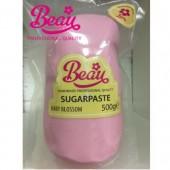 Beau Baby Blossom Pink Sugarpaste 500g