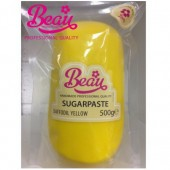 Beau Daffodil Yellow Sugarpaste 500g