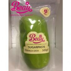 Beau Hydrangea Green Sugarpaste 500g