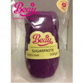 Beau Purple Rain Sugarpaste 500g