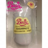 Beau Silver Celebration Sugarpaste 500g