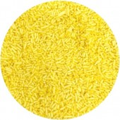 Glimmer Yellow Sugar Strands 80g