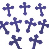 Navy Pretty Cross - Acrylic Pk/12