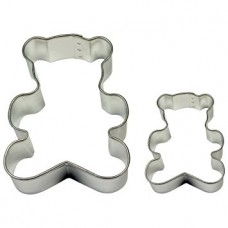 PME Teddybear Cookie Cutters Set/2