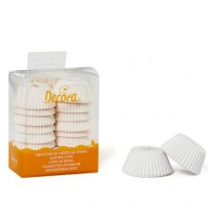Decora White Mini Buncases Pk/200