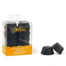 Decora Black Mini Buncases Pk/200