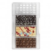 Decora Chocolate Mould - Classic Bar