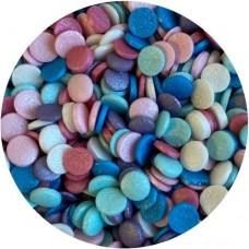 Glimmer Confetti Multi Coloured 70g
