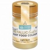 Squires Designer Metallic Lustre Dust - Light Gold