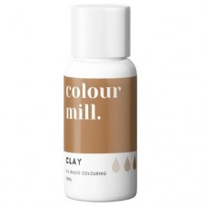 Colour Mill Oil Based Colouring 20ml - Clay