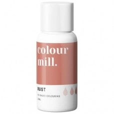 Colour Mill Oil Based Colouring 20ml - Rust