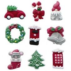 Bulk Christmas Crackers Sugar Pipings Box/90