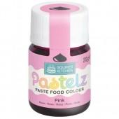 Squires Pastelz Paste Colours - Pink