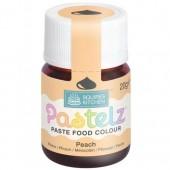Squires Pastelz Paste Colours - Peach