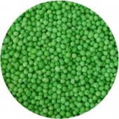 Bright Green Mini Pearls 80g