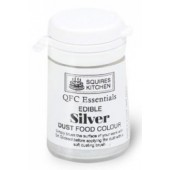 Squires Quality Food Silver Lustre Dust