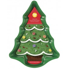 Wilton Non-Stick Christmas Tree Cake Tin