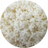 Mini White Sugar Snowflakes 60g