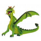 Green Sitting Dragon