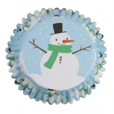 PME Christmas Snowman Buncases Pk/30