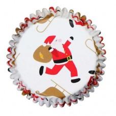 PME Christmas Santa & Sleigh Buncases Pk/30