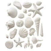 Culpitt Sugar Sea Shells - Box of 23