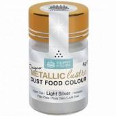 Squires Designer Metallic Light Silver Lustre Dust
