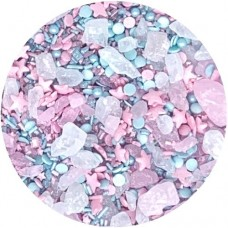 Candy Floss Sprinkle Mix 100g