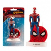 3D Spiderman Candle