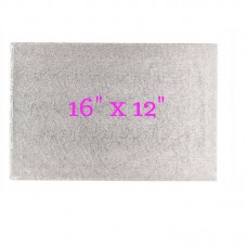 """16"""" x 12"""" Double Thick Card (3mm)"""