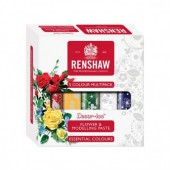 Renshaw Modelling Paste - Essential Colours Multi-pack