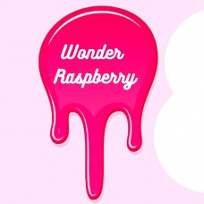 Wonder Raspberry Food Colour & Flavour 1lt
