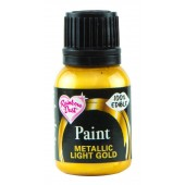 Rainbow Dust Metallic Light Gold Paint 25ml