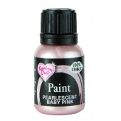 Rainbow Dust Pearlescent Baby Pink Paint 25ml