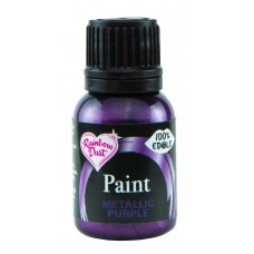Rainbow Dust Metallic Purple Paint 25ml