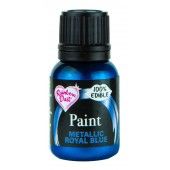 Rainbow Dust Metallic Royal Blue Paint 25ml