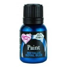 Rainbow Dust Metallic Royal Blue Paint 25ml