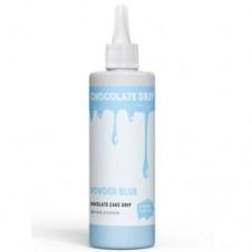 Chocolate Drip - Powder Blue