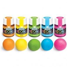 Squires NEONZ Paste Colours - Set 1