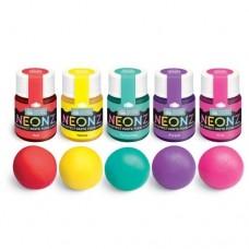 Squires NEONZ Paste Colours - Set 2