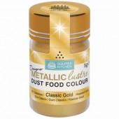 Squires Designer Metallic Lustre Dust - Classic Gold