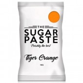 1kg - THE SUGAR PASTE™ Tiger Orange