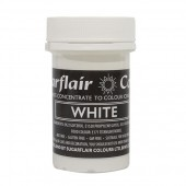 Sugarflair White Paste 25g