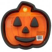 Wilton Pumpkin Tin
