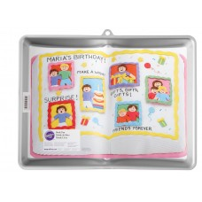 Wilton Book Pan
