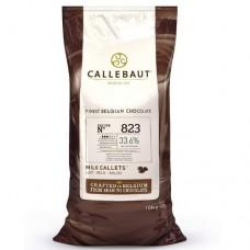 10kg Callebaut Belgian Milk Chocolate 33%