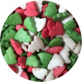 Red, Green & White Christmas Trees 80g
